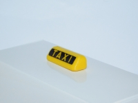 R.A Products Taxischild 1:10 Dachleuchte mit Led