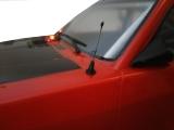 R.A Products 1:10 Auto Antenne Kotflügel Drift Rc Car Scale Federstahl