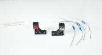R.A Products Begrenzungsleuchte / Positionsleuchte V10 mm aus Gummi inkl Smd 1 Paar 1/10 1/8