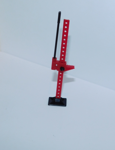 R.A Products High lift jack 1:10 mit Funktion