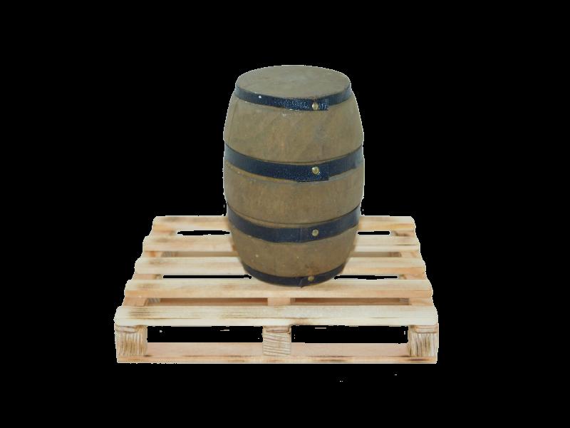 R.A Products Holzfass, massiv Holz, 50 x 70 mm 1:10 / 1:14