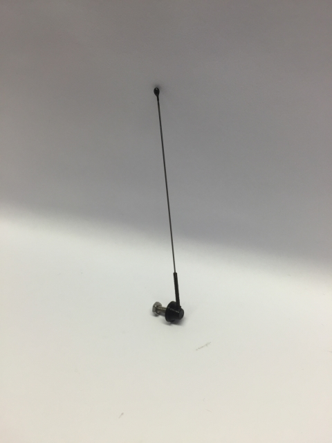 R.A Products Antenne Lang 7,5cm 1:14 tamiya Man scania Actros etc