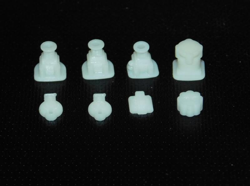 R.A Products Anschlüsse  / Kupplungen Set  1/14
