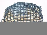 R.A Products Spannnetz klein 1:10 mit Gummizug 17x17