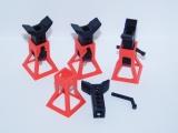 R.A Products Unterstellbock 3-teilig   4 Stück