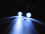 R.A Products Scheinwerfer 1:10 1:8 Front Metall Rund Rc Auto Beleuchtung