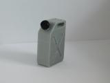 R.A-Products  Benzinkanister 1:10 Silber 2-teilig mit Deckel