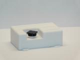 R.A Products Wasserbehälter Kunststoff 1:10 2 teilig mit Deckel