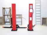 R.A Products 2 Säulen Hebebühne 1:10 mechanisch