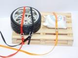 R.A Products Spanngurte 3mm  mit Spanner 1 Paar Vers. Farben 1:14