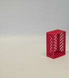 R.A Products Kunststoff Transportkiste 1:14 klein vers Farben