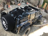 R.A Products Aussichtslucke / Turm Traxxas TRX-4 Tactical Unit Karosserie