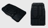 R.A Products Panzertür mit Lucke Traxxas TRX-4 Tactical Unit Karosserie