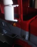 Lollipops / Spiegelblinker für Tamiya Scania & Verkerk New R Spiegel
