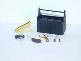 R.A Products Werkzeugkiste  mit Werkzeug