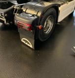 Begrenzungsleuchte / Positionsleuchte V4 aus Gummi inkl Smd 1 Paar Tamiya Rc Truck
