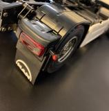 Begrenzungsleuchte / Positionsleuchte V6 aus Gummi inkl Smd 1 Paar Tamiya Rc Truck