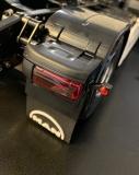 Begrenzungsleuchte / Positionsleuchte V9 aus Gummi inkl Smd 1 Paar Tamiya Rc Truck
