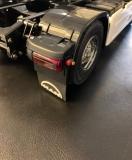 Begrenzungsleuchte / Positionsleuchte V10 3fach aus Gummi inkl Smd 1 Paar Tamiya Rc Truck