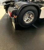 Begrenzungsleuchte / Positionsleuchte V12 3fach aus Gummi inkl Smd 1 Paar Tamiya Rc Truck