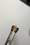 1 Paar Orange 8x5mm Begrenzungsgläser / Begrenzungsleuchte 1/14 für 3mm LED
